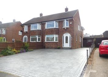 Thumbnail 4 bed semi-detached house for sale in Blenheim Drive, Allestree, Derby