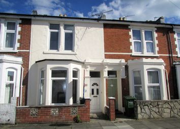 Thumbnail 3 bed terraced house to rent in Renny Road, Portsmouth, Hampshire