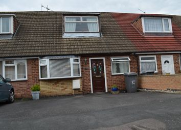 Thumbnail 3 bedroom town house for sale in Fairfax Close, Gipsy Lane Area, Leicester