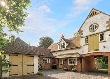Thumbnail 3 bed end terrace house for sale in Puttenham Heath Road, Compton, Guildford, Surrey