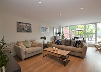 Thumbnail 2 bed flat for sale in Seaton Close, London