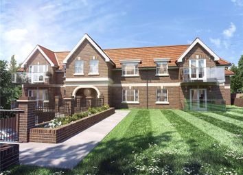2 bed flat for sale in Flat 18 High Views, Ellam Court, Bushey, Hertfordshire WD23