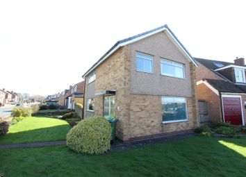 Thumbnail 3 bed detached house for sale in Ribblesdale Avenue, Garforth, Leeds