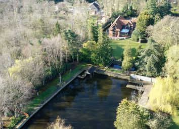Thumbnail 5 bed detached house for sale in Beech Road, Wroxham