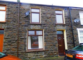 3 bed terraced house for sale in Victoria Street, Ton Pentre, Rhondda Cynon Taff. CF41