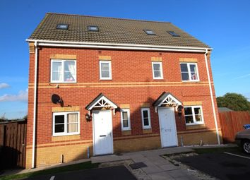 Thumbnail 4 bed semi-detached house for sale in Birch Grove, Goole