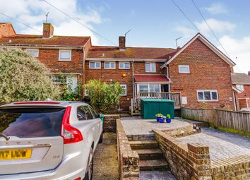 Thumbnail 3 bed terraced house for sale in Ravenswood Drive, Woodingdean, Brighton