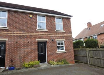 Thumbnail 3 bed semi-detached house for sale in Smedley Close, Aspley, Nottingham