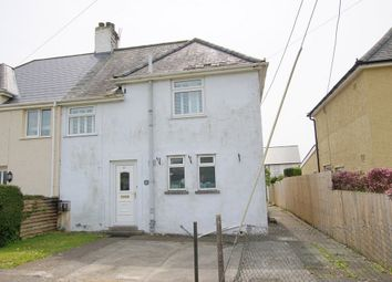 Thumbnail 3 bed semi-detached house for sale in 21, Fferm Goch, Llangan, Vale Of Glamorgan, Vale Of Glamorgan