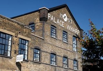 Thumbnail 1 bed flat to rent in Palace Wharf Apartments, Rainville Road, Fulham, London