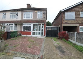 Thumbnail 3 bed semi-detached house for sale in Morley Road, Chadwell Heath, Essex