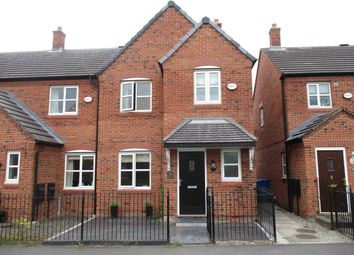 Thumbnail 3 bed town house to rent in Gadfield Grove, Atherton, Manchester, Greater Manchester