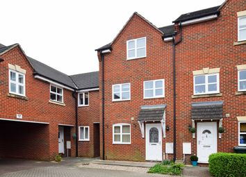 Thumbnail 4 bed town house to rent in Butterbur Gardens, Bicester