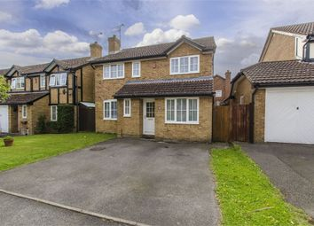 Thumbnail 4 bed detached house for sale in Templecombe Road, Bishopstoke, Eastleigh, Hampshire