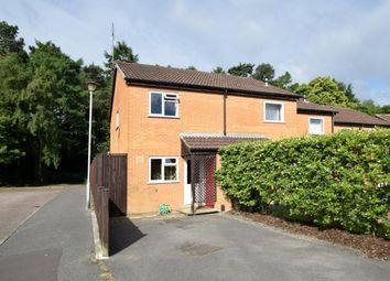 Thumbnail 2 bedroom end terrace house for sale in Crown Wood, Bracknell