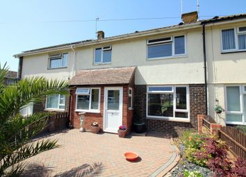 Thumbnail 3 bed terraced house for sale in South Haven Close, Hamworthy, Poole