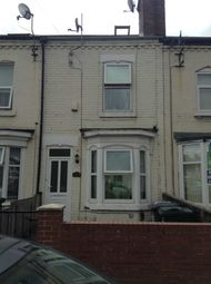 Thumbnail 3 bed terraced house for sale in Kings Road, Doncaster