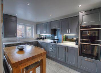 3 bed detached house for sale in Hadrian Road, Woodlands Park, Blyth NE24