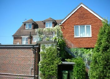 Thumbnail 2 bed flat to rent in Church Street, Rudgwick, Horsham