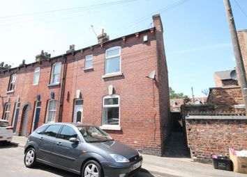 Thumbnail 3 bed end terrace house for sale in Farrar Street, York