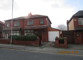 Thumbnail 3 bed semi-detached house to rent in Town Lane, Denton