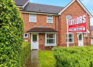 Thumbnail 3 bedroom terraced house for sale in Wren Close, Brackley, Northamptonshire, UK