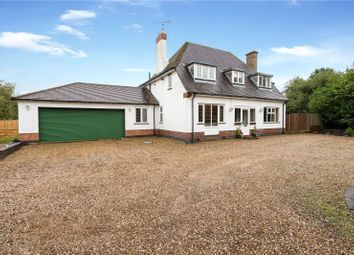 Winchester Road, Blaby, Leicester LE8. 6 bed detached house for sale