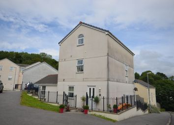 Thumbnail 3 bed maisonette for sale in Newbridge View, Truro