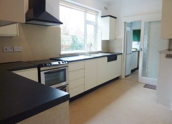 Thumbnail 3 bed semi-detached house to rent in Rossall Road, Lytham St. Annes