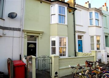 Thumbnail 2 bed terraced house to rent in Windmill Street, Brighton