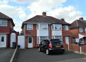 Thumbnail 3 bed semi-detached house for sale in Booths Farm Road, Great Barr