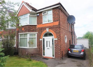 Thumbnail 3 bed semi-detached house for sale in Highcrest Avenue, Cheadle