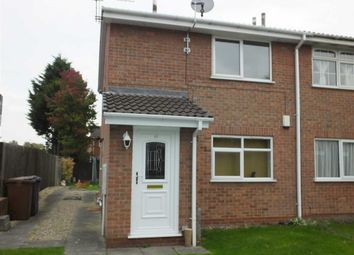 Thumbnail 1 bedroom flat for sale in Westminster Drive, Stretton Burton On Trent, Staffs