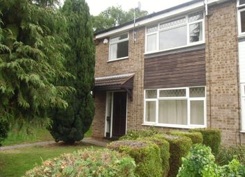 Thumbnail 1 bedroom semi-detached house to rent in Bradshaw Avenue, Leicester