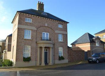 Thumbnail 4 bed detached house for sale in Wadebridge Square, Poundbury, Dorchester