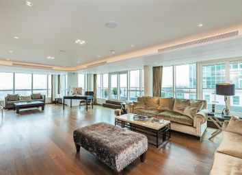 Thumbnail 4 bedroom flat for sale in Kestrel House, 2 St George Wharf, Nine Elms, London