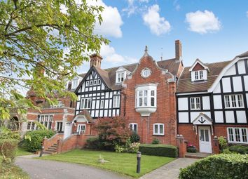 Thumbnail 2 bed flat for sale in Roxley Manor, Letchworth Garden City