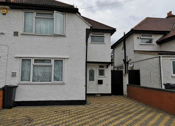 Thumbnail 3 bed semi-detached house to rent in Summerhouse Avenue, Heston, Hounslow