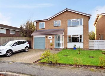 Thumbnail 4 bed detached house for sale in Brookfield Road, Comberbach, Cheshire