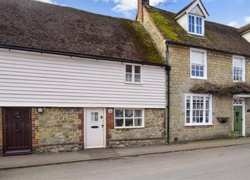 Thumbnail 2 bed terraced house for sale in West Street, Harrietsham, Maidstone, Kent