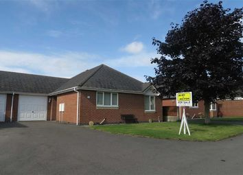 Thumbnail 2 bed detached bungalow for sale in Lid Lane, Cheadle, Stoke-On-Trent