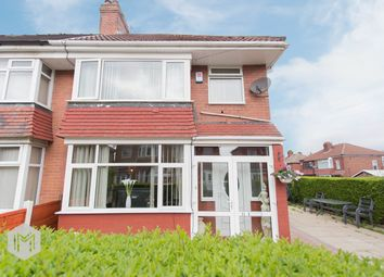 Thumbnail 3 bed semi-detached house for sale in Sidley Avenue, Manchester