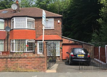 Thumbnail 3 bed semi-detached house for sale in Blackley New Road, Manchester
