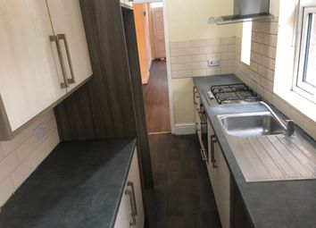 Thumbnail 3 bed terraced house to rent in Sutherland Street, Highfields, Leicester