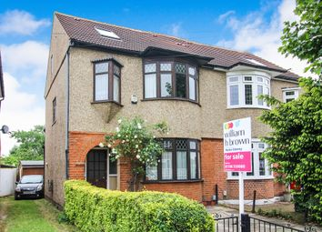 Thumbnail 4 bedroom semi-detached house for sale in Maybrick Road, Hornchurch