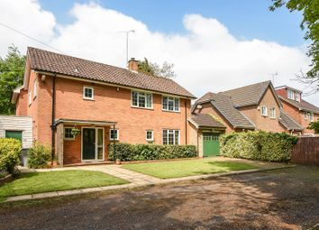 Thumbnail 4 bed detached house for sale in South Drive, Leighton Park, Reading