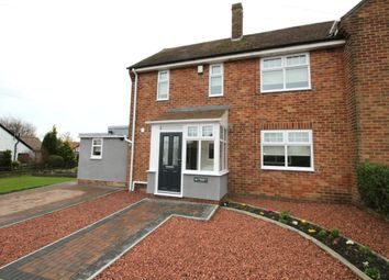Thumbnail 3 bedroom semi-detached house to rent in Homedale, Prudhoe