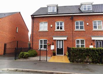 Thumbnail 3 bed town house for sale in Fylde Lane, Manchester
