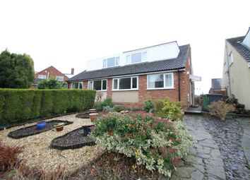 Thumbnail 3 bed semi-detached house for sale in Warton Lane, Austrey, Atherstone