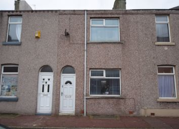 Thumbnail 2 bed terraced house to rent in Manchester Street, Barrow-In-Furness, Cumbria